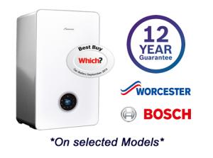 hiflow Worcester Bosch12 year warranty